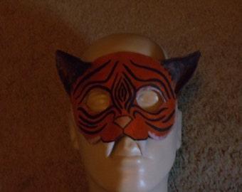 Leather Tiger Mask