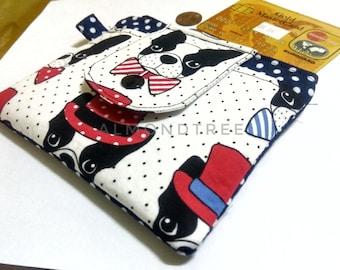 Cute kawaii dogs wallet,  gift ideas, card coin zip purse, portefeuille, women cardholder id20160417, travel organizer, jog accessory pouch