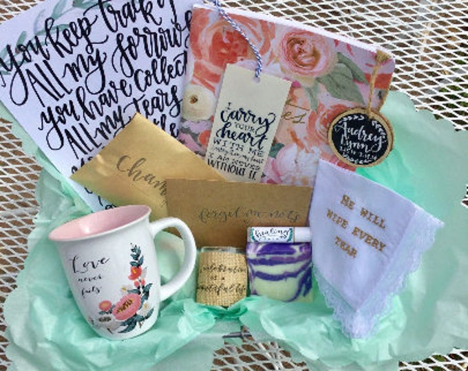 Sympathy Grief Gift Basket (Large)