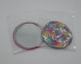 Mirror flowers tropical 56 mm