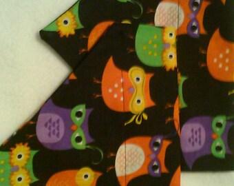 SALE! Owl Halloween Dog Bandana!!!