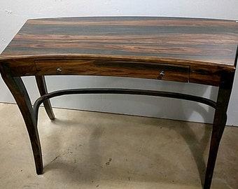 Solid Wood Writing Desk Made of Sheesham