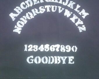 Ouija Board Backpatch