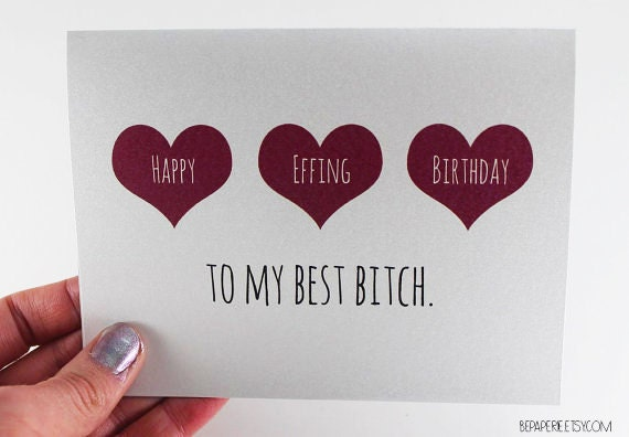 Friend Birthday Card Best Friend Birthday Birthday