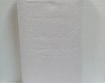 Opal 35% Merino Wool Felt Blend Fabric from woolhearts