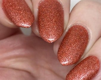 Firestorm by Lucky Lacquer, 5-Toxin Free Nail Polish