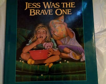 Jess Was The Brave One Hardcover – Sep 16 1991 by Jean Little (Author)