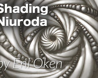 3D Zentangle: Shading Niuroda PDF Ebook