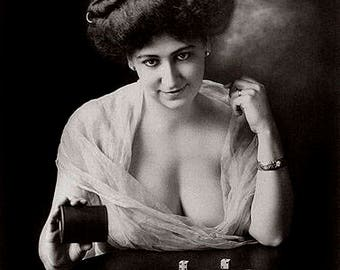 Winning Miss 1910s Photo