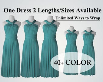 Bridesmaid dress long infinity dress short convertible bridesmaid dress pine green infinity dress long maxi dress wedding dress