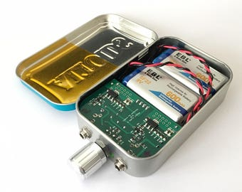 Pocket Class A Headphone Amplifier / Desktop Amp / Headamp