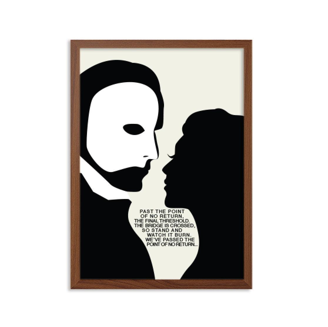 Phantom And The Opera Point Of No Return Poster Phantom