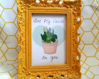 Got My Cacti On You