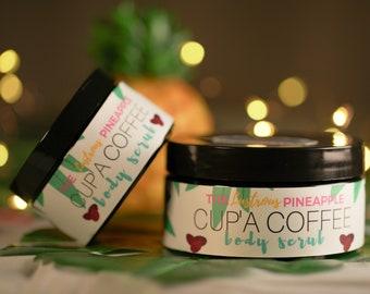 Cup'a Coffee Body Scrub