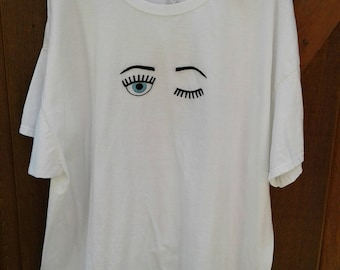 Nighty Night Night Shirt Embroidery Kit