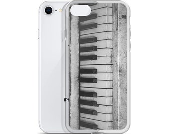 Piano Keys - iPhone Case