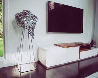 Upper Torso indoor Modern Sculpture Art