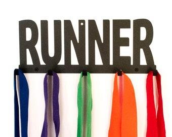 Running Medal Holder / Medal Display / Display For Race Medals / Race Medal Holder / Race Medal Display