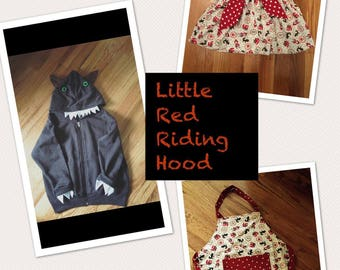 Little Red Riding Hood / Big Bad Wolf