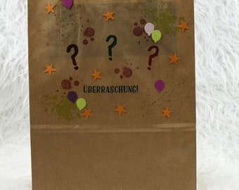 Surprise bag mixed-large