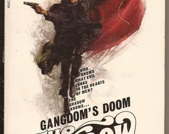 Bantam, Maxwell Grant: Gangdom's Doom 1970
