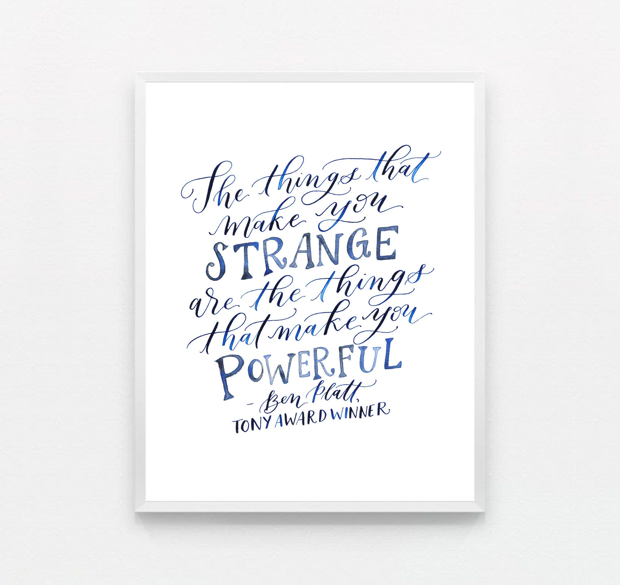 Digital ben platt quote the things that make you zoom kristyandbryce Image collections