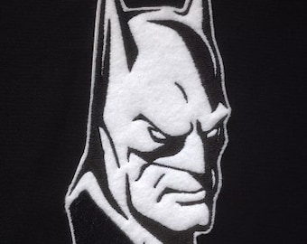 Batman Dark Knight Embroidered Patch Badge Iron on or sew