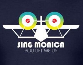 Phish Sing Monica Lot Shirt | Men's