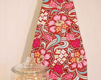 Designer Ironing Board Cover - Amy Butler Soul Blossoms Disco Flower