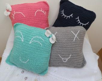 lovely crochet rabbits