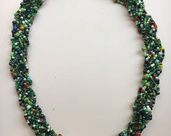 Garden Goddess Necklace