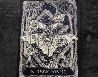 A Dark Forest Issue-5