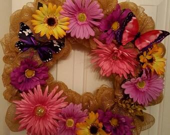 Door or wall wreath