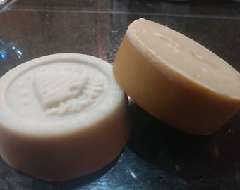Shaving Soap - Eucalyptus-White Fir-Tangerine