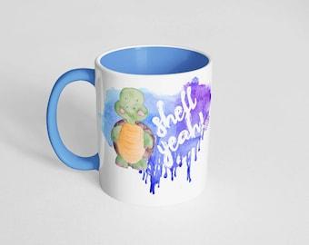 Shell Yea Mug