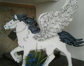 Horse with wings Centerpiece