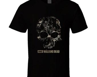 The Dead Skull T Shirt