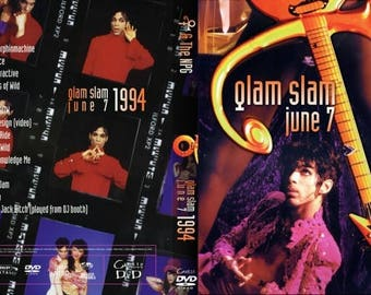 Prince The Interactive Tour Live 1994 DVD Rare Pro-Shot