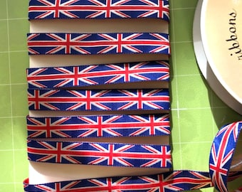 British Flag, British Flag Ribbon, Great Britain