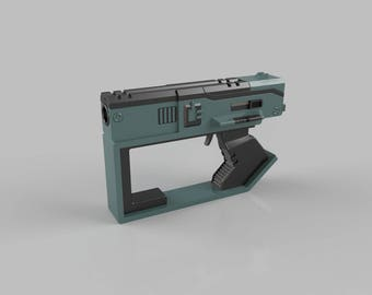 Tediore Tier 4 Pistol - Model for 3D printing