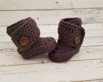 Baby Boots, Crochet Baby Boots, Baby Booties, Baby Boy Boots, Baby Girl Boots, Baby Shoes, Crochet Baby Shoes, Baby Slippers, MADE2ORDER