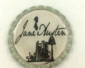 Magnetic Magnet Jane Austen