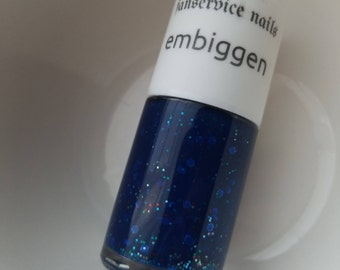 Embiggen Custom Nail Polish