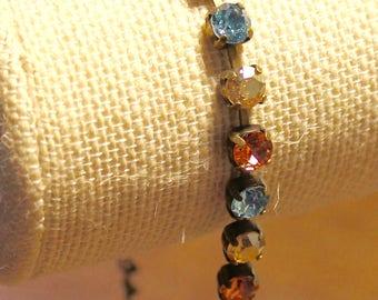 Swarovski Pastel 6mm Bracelet