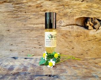 Sweet Relief   Aromatherapy   Essential Oils   Headache   Pain Relief   Migraine  