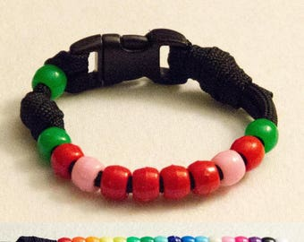 Simple Sacrifice Beads Bracelet - Decade+1