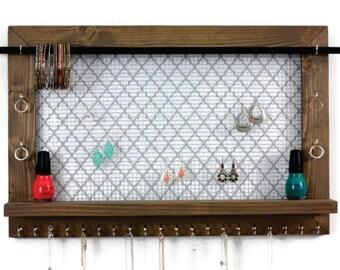 Home Decor - Jewelry Organizer