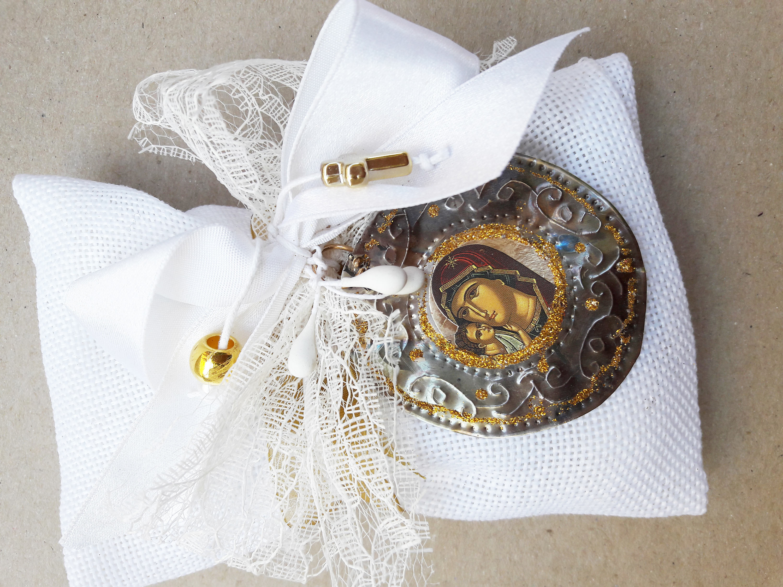 GREEK WEDDING FAVORS Orthodox wedding bomboniereswedding