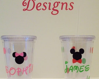 Disney Inspired Tumbler