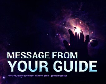 Message from your Spirit Guide (PDF)